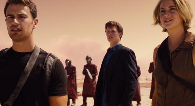 The Divergent Series: Allegiant - Trailer