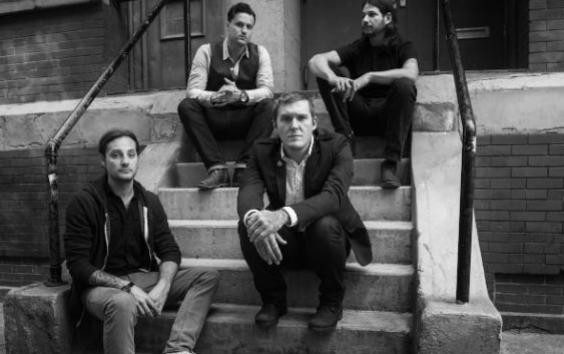 The Gaslight Anthem - Get Hurt Video