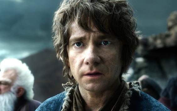 The Hobbit: The Battle Of The Five Armies - Teaser Trailer