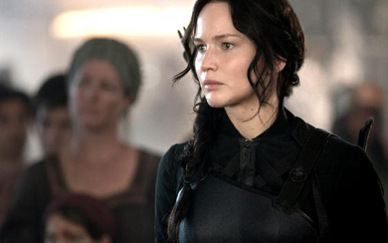 The Hunger Games: Mockingjay, Part 1 - Trailer
