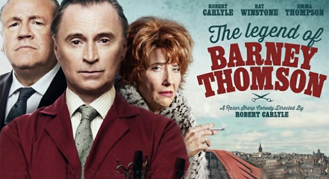 The Legend Of Barney Thomson - Trailer