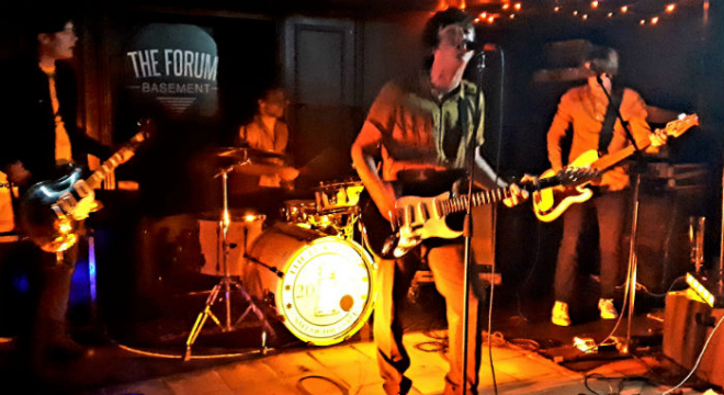 The Luka State - The Forum Basement, The Sussex Arms, Tunbridge Wells 11.05.2019 Live Review
