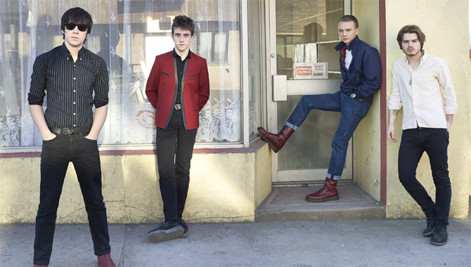 The Strypes - Get Into It Audio