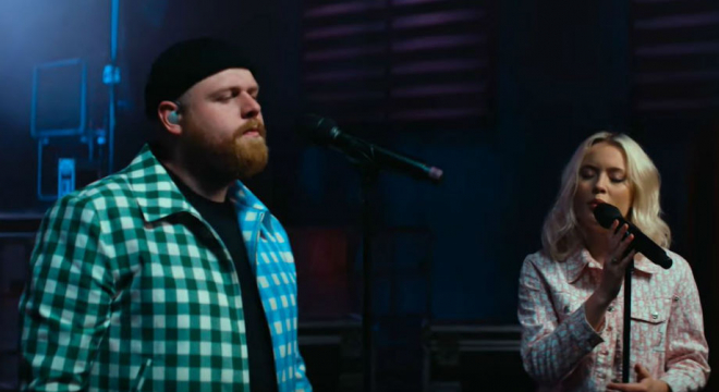 Tom Walker - Now You're Gone ft. Zara Larsson (Acoustic) Video