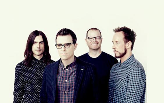 Weezer - The British Are Coming Audio