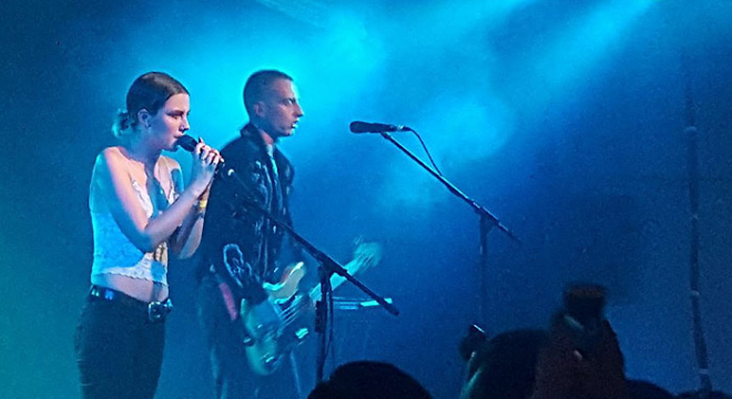 Wolf Alice - The Venue, Derby 16.08.2017 Live Review