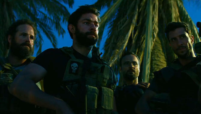 13 Hours: The Secret Soldiers Of Benghazi - Trailer