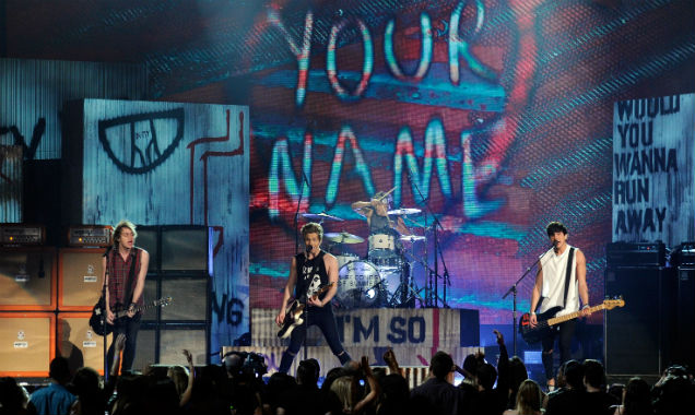 5 Seconds of Summer Billboard
