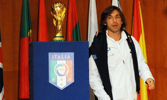Pirlo World Cup