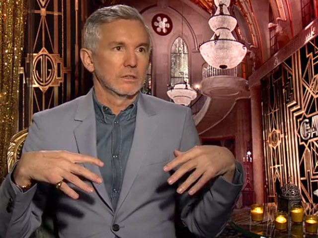 Baz Luhrmann - The Great Gatsby Video Interview