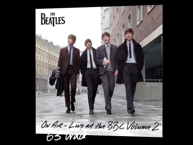 The Beatles: On Air Live At The BBC - Volume 2 Video