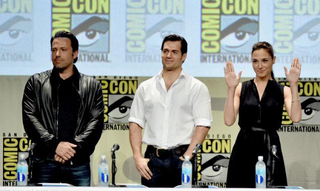 Ben Affleck Comic Con