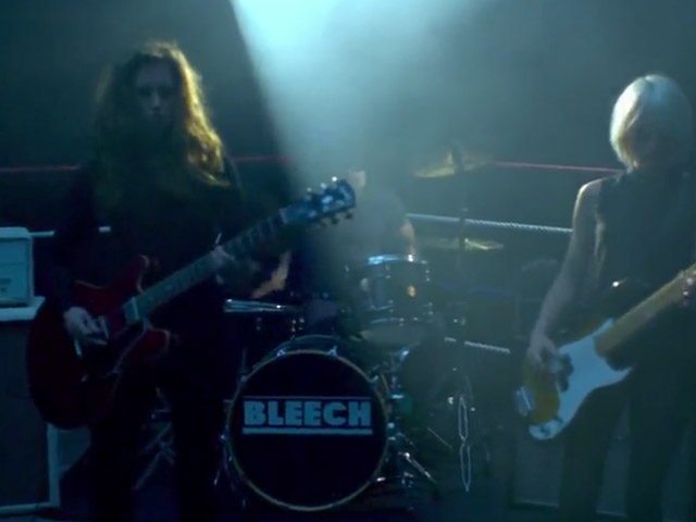 Bleech - Break My Nose Video