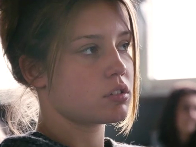 Blue Is The Warmest Colour Trailer