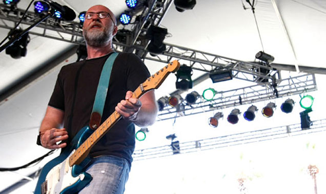 Bob Mould performs with the Bob Mould Band during day 1 of the Coachella Valley Music & Arts Festival