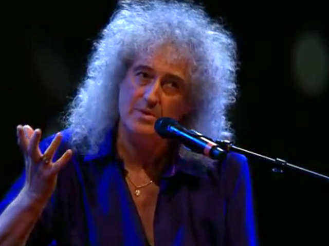 Brian May - Nothing Really Has Changed Video