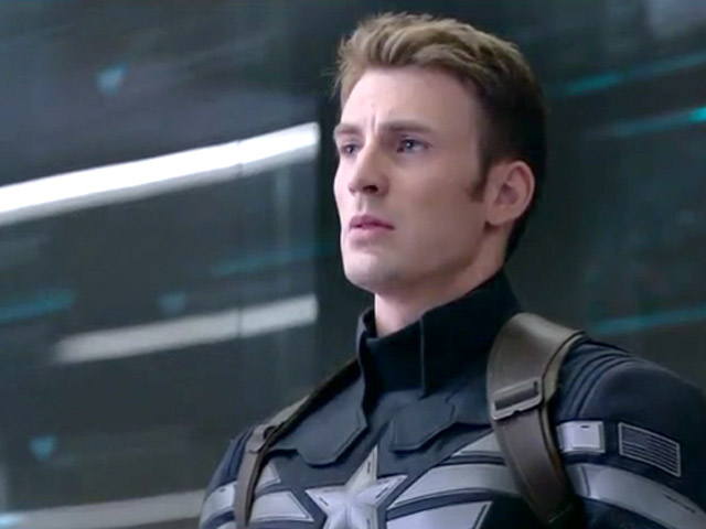Captain America: The Winter Solider Trailer