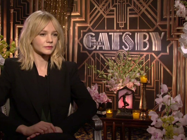 Carey Mulligan - The Great Gatsby Video Interview