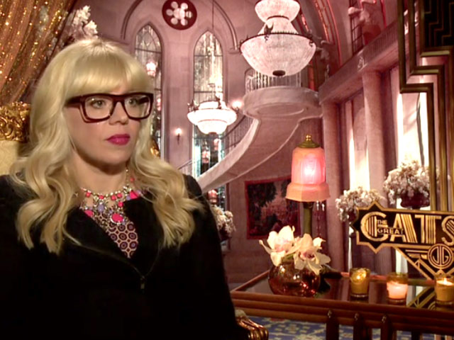 Catherine Martin - The Great Gatsby Video Interview