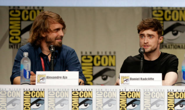 Daniel Radcliffe at Comic-Con 2014