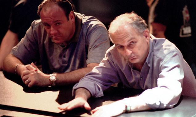 Gandolfini and Chase