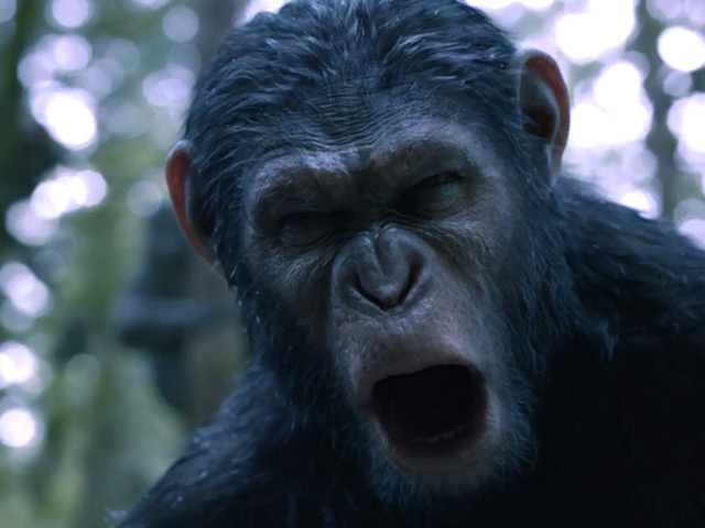Dawn Of The Planet Of The Apes - Clip