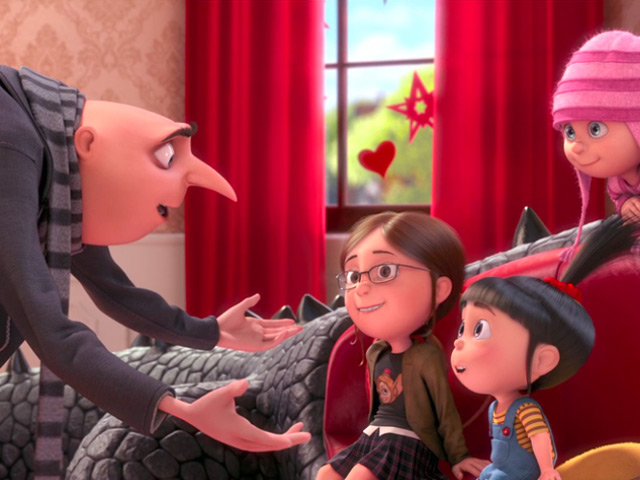Despicable Me 2 - Clips