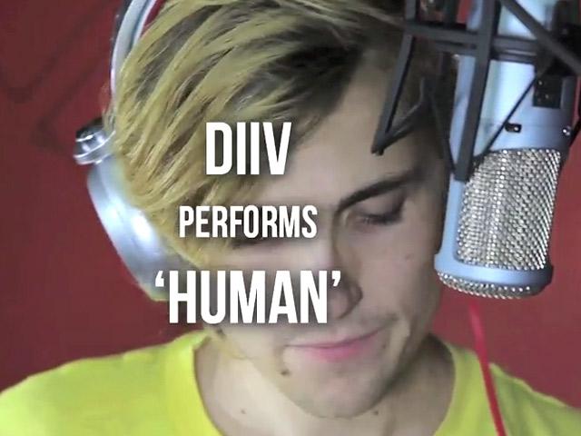 Diiv - Human (Live) Video