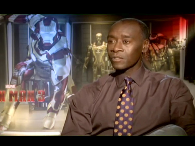Don Cheadle - Video Interview