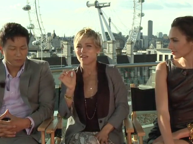Elsa Pataky, Gal Gadot & Sung Kang - Fast & Furious 6 Video Interview