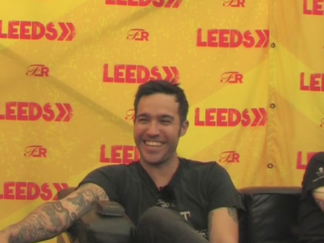 Fall Out Boy - Video Interview