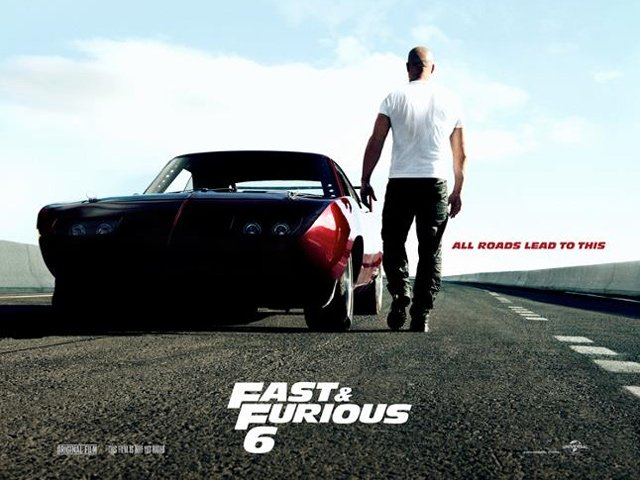 Fast & Furious 6 - Video