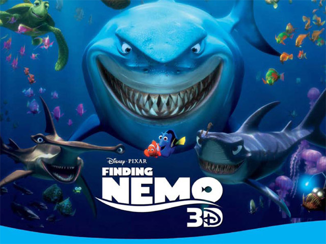 Finding Nemo 3D - Video