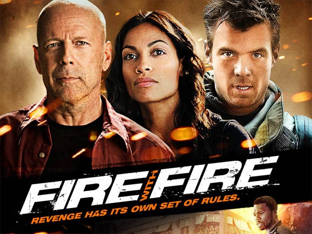 Fire With Fire Trailer