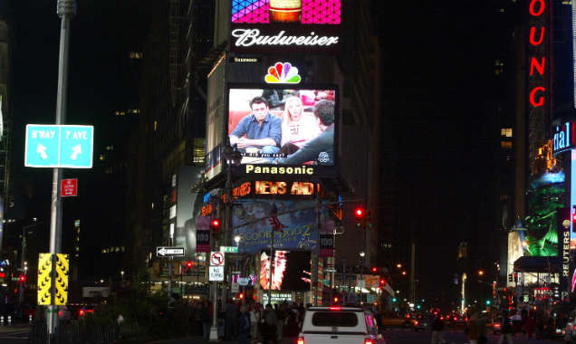 Friends Times Square
