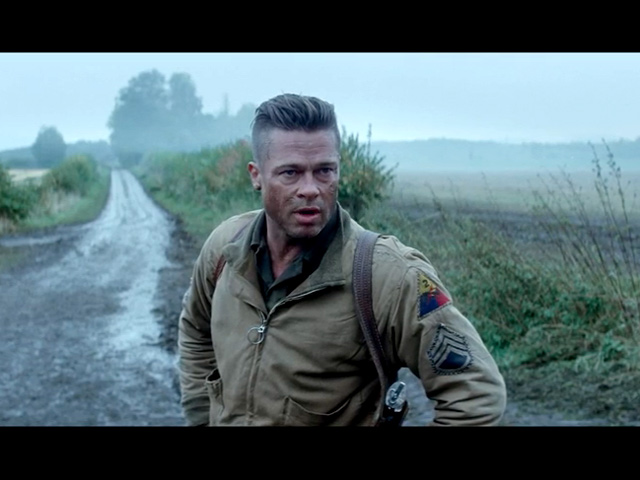 Fury - Featurette and International Trailer  Trailer
