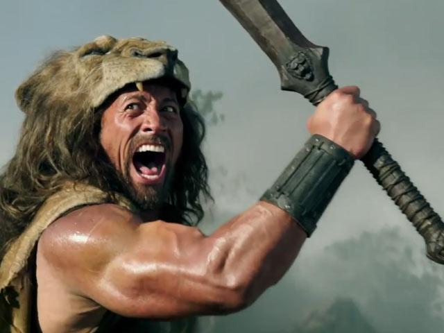 Hercules - Trailer Trailer