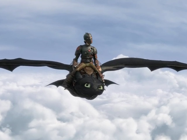 How To Train Your Dragon 2 - Teaser Trailer