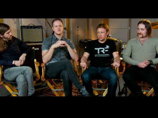 Imagine Dragons  - Transformers Featurette