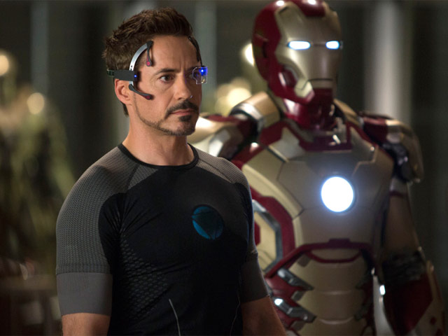 Iron Man 3 - Video