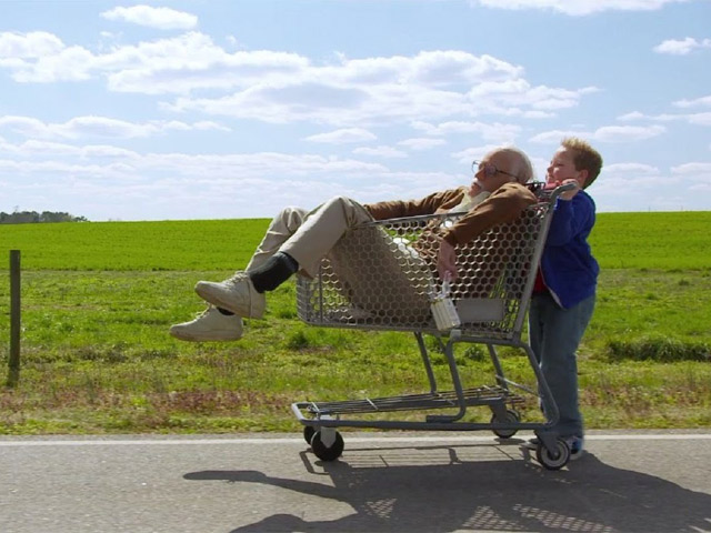 Jackass Presents: Bad Grandpa - Teaser Trailer
