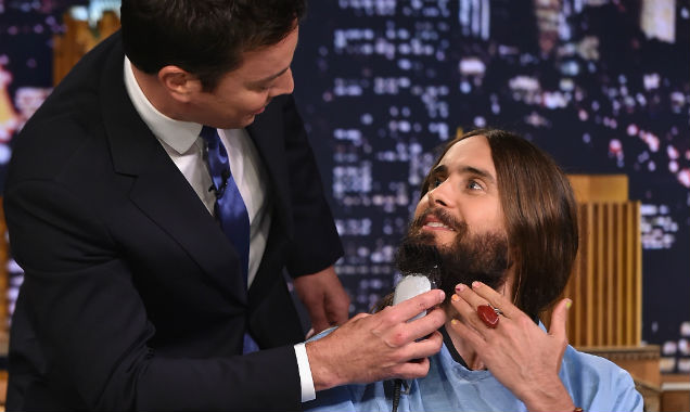 Jared Leto Jimmy Fallon