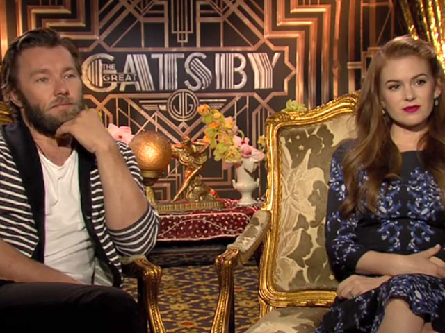 Joel Edgerton And Isla Fisher - The Great Gatsby Video Interview