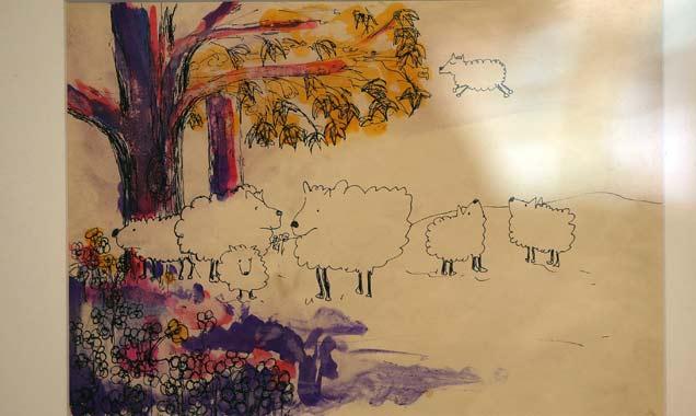 John Lennon Doodles