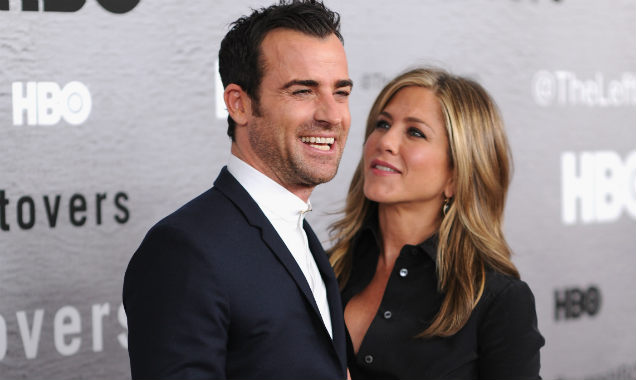 Justin Theroux Jennifer Aniston Leftovers
