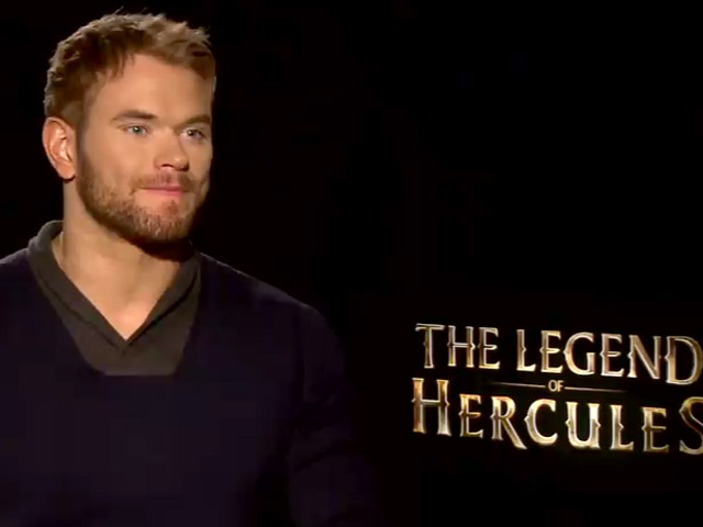 Kellan Lutz - The Legend Of Hercules Video Interview