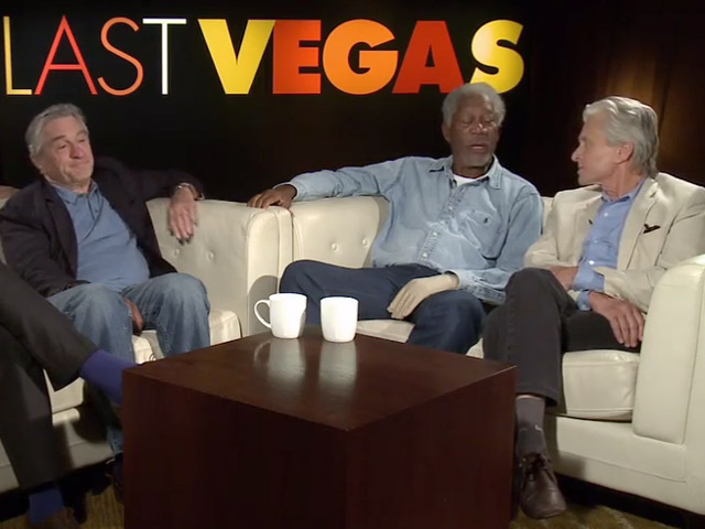 Last Vegas - Cast Interviews