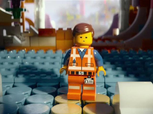 Lego Trailer