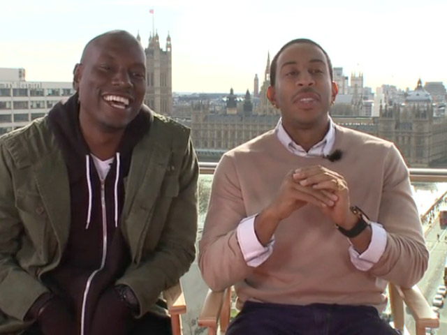 Ludacris & Tyrese Gibson - Fast & Furious 6 Video Interview