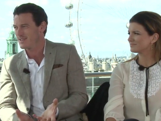 Luke Evans & Gina Carano - Fast & Furious 6 Video Interview
